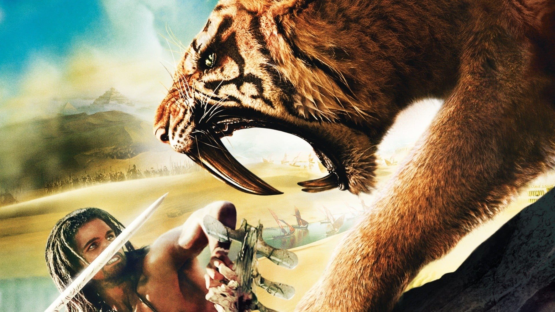 10,000 BC (2008) - Movie Reviews, Trailers and Information